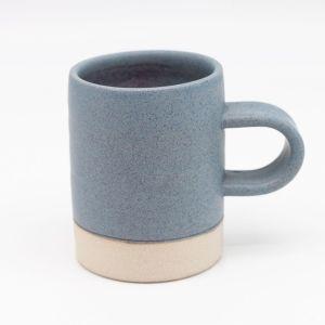 John Ryan Small Grey Mug