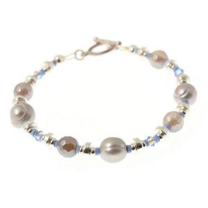K Kajoux Silvermines Evening Bracelet