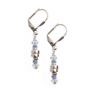 K Kajoux Silvermines Petite Short Earrings