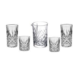 Killarney Crystal Trinity Mixology Gift Set