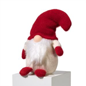 Knitted Dumpy Gnome