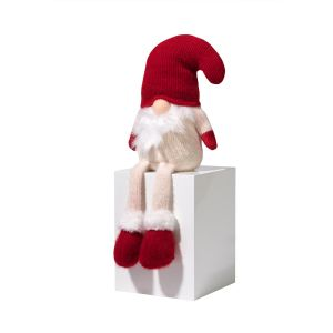 Knitted Gnome with Legs