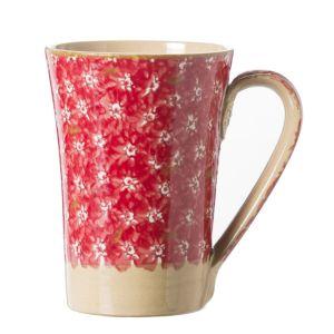 Nicholas Mosse Tall Mug Lawn Red