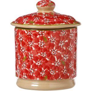 Nicholas Mosse Sugar Bowl Lawn Red