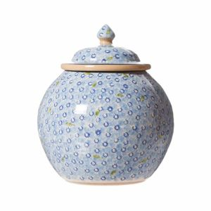 Nicholas Mosse Cookie Jar Lawn Light Blue