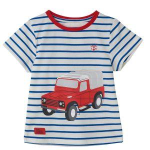 Little Lighthouse Mason Red Truck T-Shirt