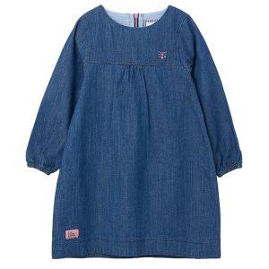 Little Lighthouse Penny Denim Dress