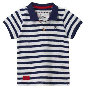 Little Lighthouse Pier Eclipse Stripe T-Shirt