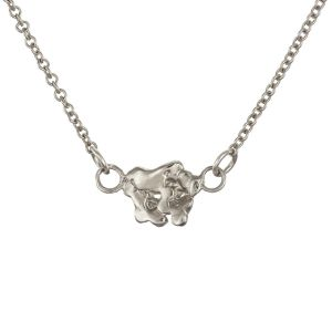 Loinnir Jewellery Giant's Causeway Silver Necklace
