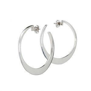 Maureen Lynch Circle Of Dreams Hoop Earrings