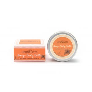 Dublin Herbalists 200ml Mango Body Butter