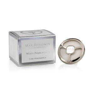 Max Benjamin White Pomegranate Car Fragrance