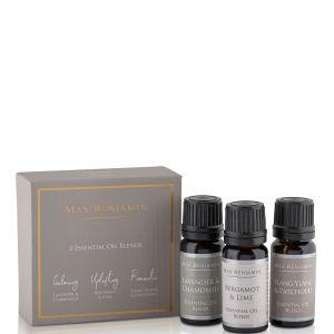 Max Benjamin Essential Oils Gift Set