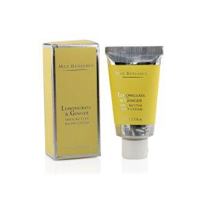 Max Benjamin Lemongrass & Ginger Hand Cream