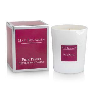 Max Benjamin Pink Pepper Candle