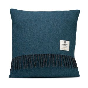 McNutt of Donegal Larkspur Reversible Cushion