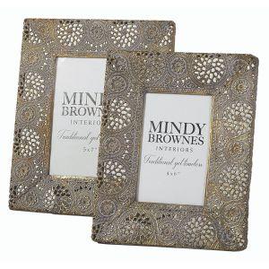 Mindy Brownes Grace Set of 2 Frames