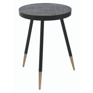 Mindy Brownes Palm Tree Side Table