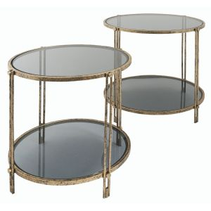 Mindy Brownes Rhianna Set of 2 Side Tables