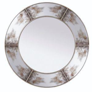 Mindy Brownes Zahra Round Mirror