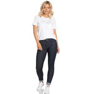 Mos Mosh Alli Dark Blue Skinny Jean