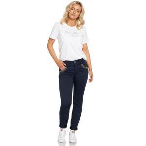 Mos Mosh Naomi Daze Navy Jeans