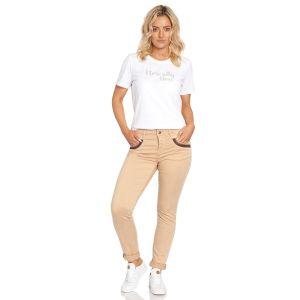 Mos Mosh Naomi Daze Sand Jeans