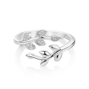 Newbridge Leaf Ring