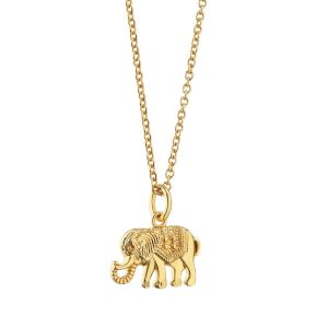 Newbridge Pendant with Elephant
