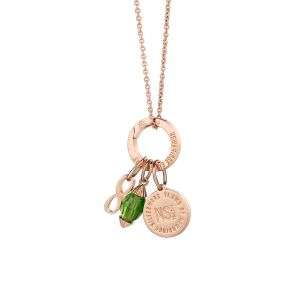 Newbridge Ti Amo May Birthstone Pendant
