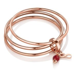 Newbridge Triple Bangle Birthstone July