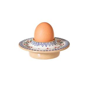 Nicholas Mosse Egg Cup Holder Old Rose