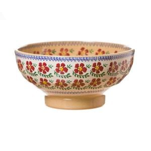 Nicholas Mosse Large Bowl Old Rose