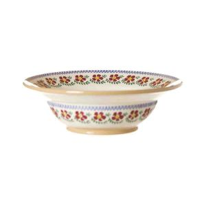 Nicholas Mosse Pasta Serving Bowl Old Rose