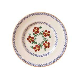 Nicholas Mosse Side Plate Old Rose