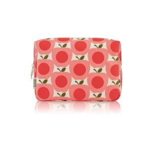 Orla Kiely Apple Large Cosmetic Bag