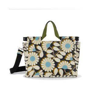 Orla Kiely Cornflower Tote Bag Front View