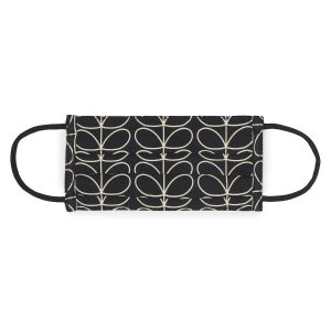 Orla Kiely Linear Stem Face Covering  front