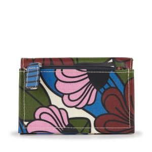 Orla Kiely Mulberry Poppin Card Purse