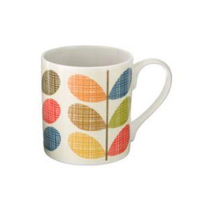 Orla Kiely Multi Stem Pattern Mug