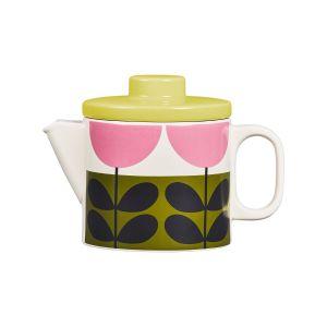 Orla Kiely Teapot - Sunflower Candy