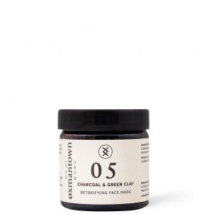 Oxmantown Charcoal & Green Clay Face Mask