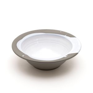 Paul Maloney Pottery Greystone Pasta Bowl