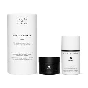 Pestle & Mortar Erase & Renew Double Cleansing