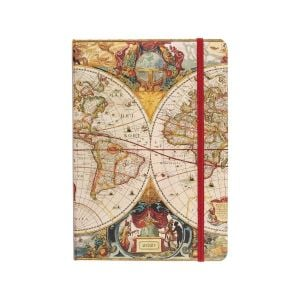 Peter Pauper Press 2021 Small Old World Diary