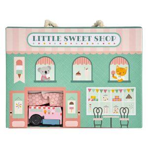 Petit Collage Little Sweet Shop Playset