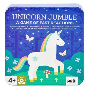 Petit Collage Unicorn Jumble