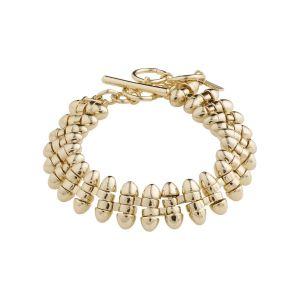 Pilgrim Affection Gold Bracelet