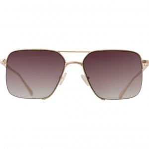 Pilgrim Sage Gold Plated Sunglasses