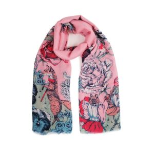 Powder Summer Fete Print Scarf
